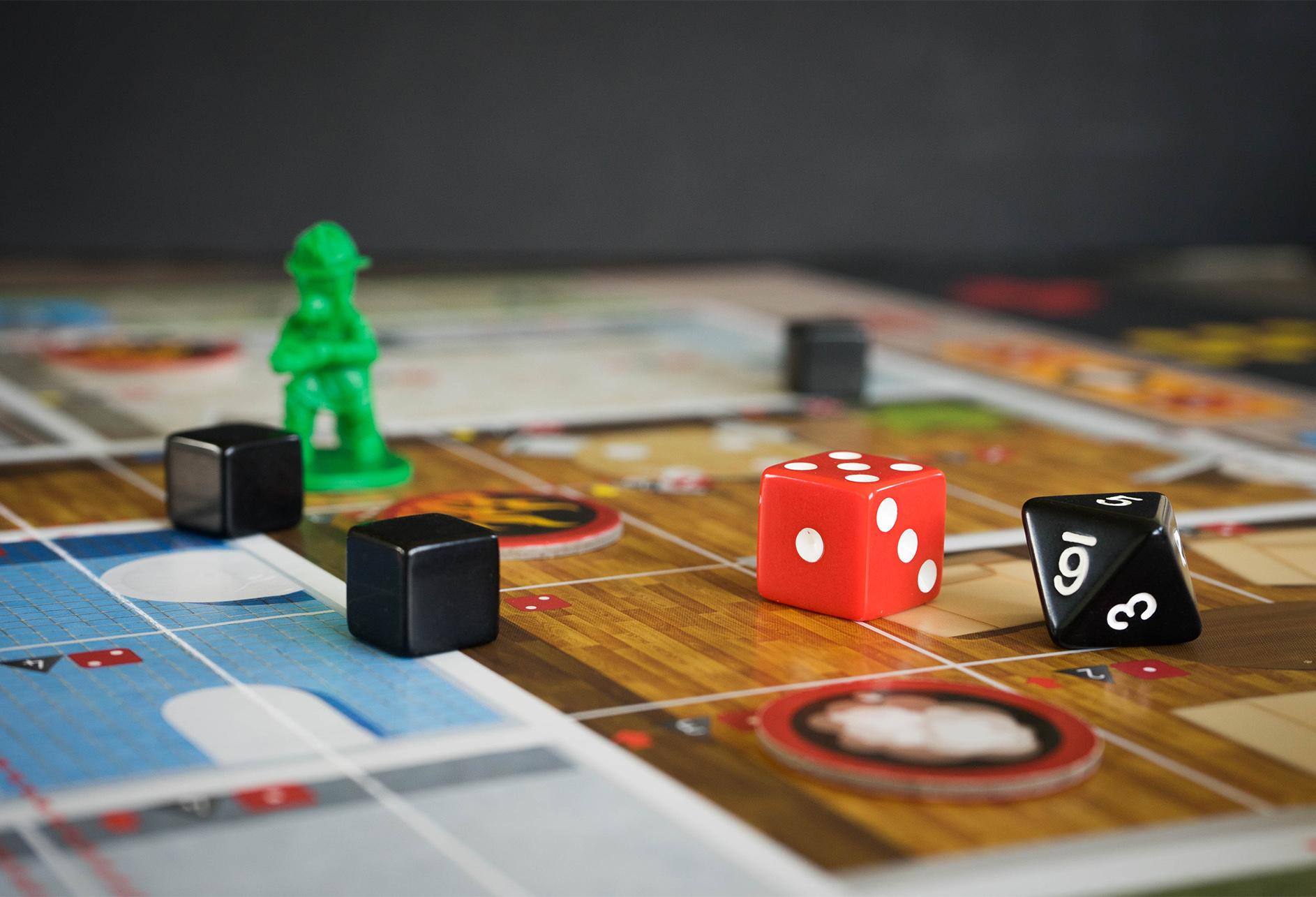 Spel och spelinlärning i den högre utbildningen